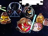 Angry birds Star Wars — пазлы
