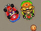 Марио: битва на карте