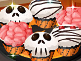 Кухня Сары: кексы-страшилки / Sara's Cooking Class Spooky Cupcakes