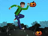 Бен 10 Хэллоуин: тыквенный прыгун / Halloween Pumpkin Jumper