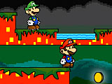 Побег Марио и Луиджи / Mario And Luigi Escape