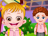 Малышка Хейзел в дошкольном садике / Baby Hazel In Preschool