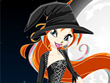 Одень Халловинкс / Hallowinx Dress Up