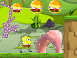 Губка Боб ест Краб Форт / Spongebob Eating Crab Fort
