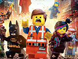 Лего пазлы / Lego Movie Sliding Puzzle