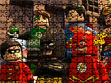 Пазлы Лего / The Lego Movie Jigsaw