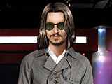 Джонни Депп: одевалка / Johnny Depp Dressup