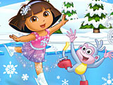 Даша на коньках / Dora Ice Skating Spectacular