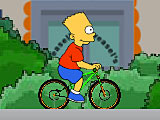 Симпсон на БМХ / The Simpsons BMX