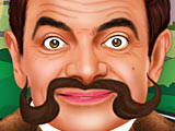 Мистер Бин: макияж / Mr Bean Makeover