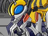 Собирать роботов: трансформер пчела