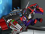 Собирать роботов: ремонт Мегалозавра