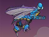 Собирать роботов: трансформер стрекоза