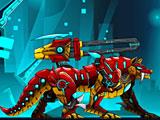 Драки роботов: эра волка