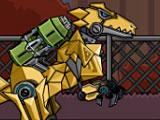 Собирать роботов: робот динозавр Мегалозавр
