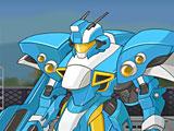 Супер робот боец