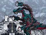 Роботы динозавры дракон утконос