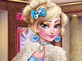 Холодное сердце: платье Эльзы