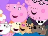 Свинка Пеппа вечеринка для девочек