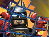 Лего фильм Бэтмен готовит лобстеров