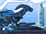 Собирать роботов: трансформер динобот ниндзя Парейазавр