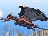 Трансформеры: собирать роботов динозавров Рамфоринх