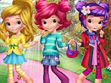 Шарлотта Земляничка и ее подружки модницы