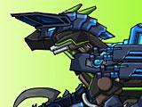 Роботы динозавры паразавр раптор