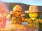 Лего вулкан