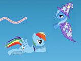 Мой маленький пони: лазер Радуги Дэш