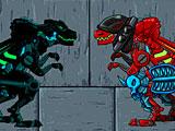 Роботы динозавры: приключения