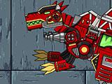 Роботы динозавры: приключения Спинозавра