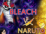 Блич против Наруто 3.1