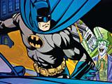 Бэтмен сила на улице