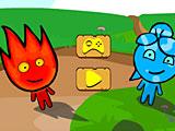 Огонь и Вода: приключение на двоих