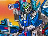 Ультра драки меха роботов