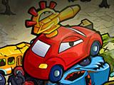 Хищные машины (Машина ест машину) 6