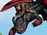 Как приручить дракона: Гонки на Драконах
