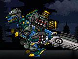 Роботы Динозавры: собрать Тираннозавра солдата Т-Рекс