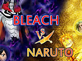 Блич против Наруто 3.2
