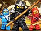 Лего ниндзяго: мастера ниндзя