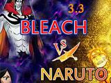 Блич против Наруто 3.3