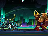 Железная Пантера Робот Полицейский