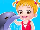 Малышка Хейзел: Тур с дельфинами