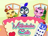Обслуживание в зоо кафе: Молочные Коктейли