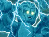 Лего Нексо Рыцари: атака каменного монстра