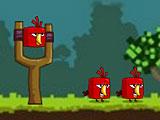 Crazy Birds как Angry Birds