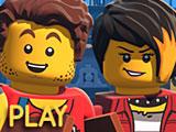 Лего Сити: Приключения и Стройка