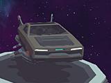 3Д гонки в космосе
