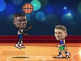 Онлайн Баскетбол на двоих